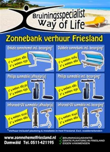 Zonnebank-Verhuur