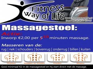 massagestoel