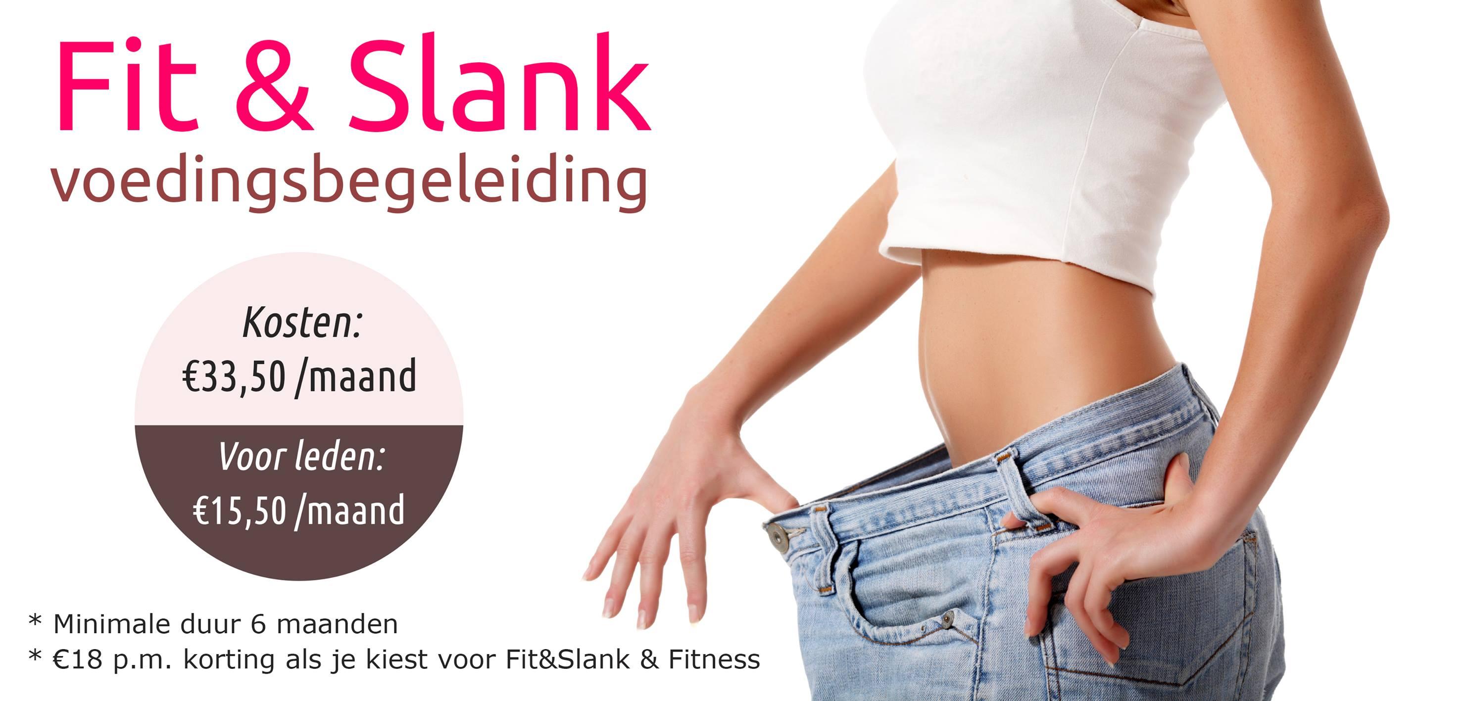 Fit&Slank voedingsbegeleiding