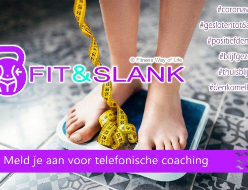 Telefonische voedingscoaching voor al onze klanten die Fit&Slank voedingsbegeleiding volgen…