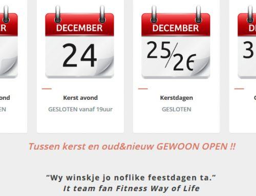 Feestdagen december