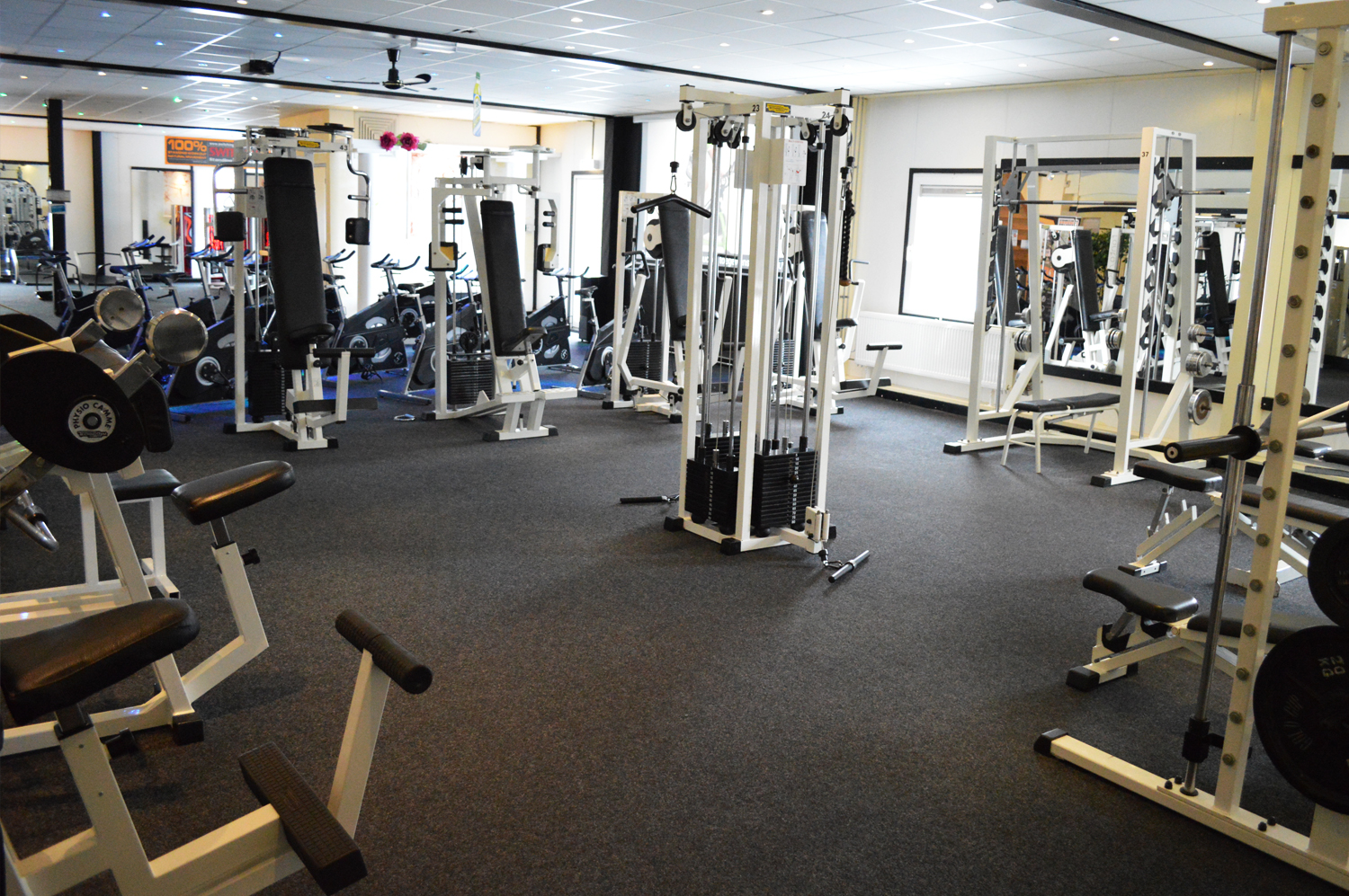 Fitness - Indoor Cycling