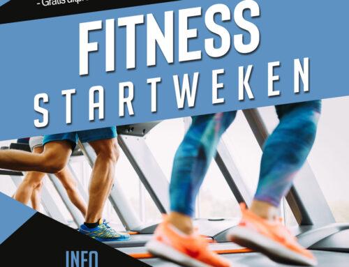 Fitness Startweken; Probeer 2 weken GRATIS (tot 25 juni)