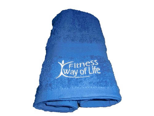 Fitness Way of Life handdoek