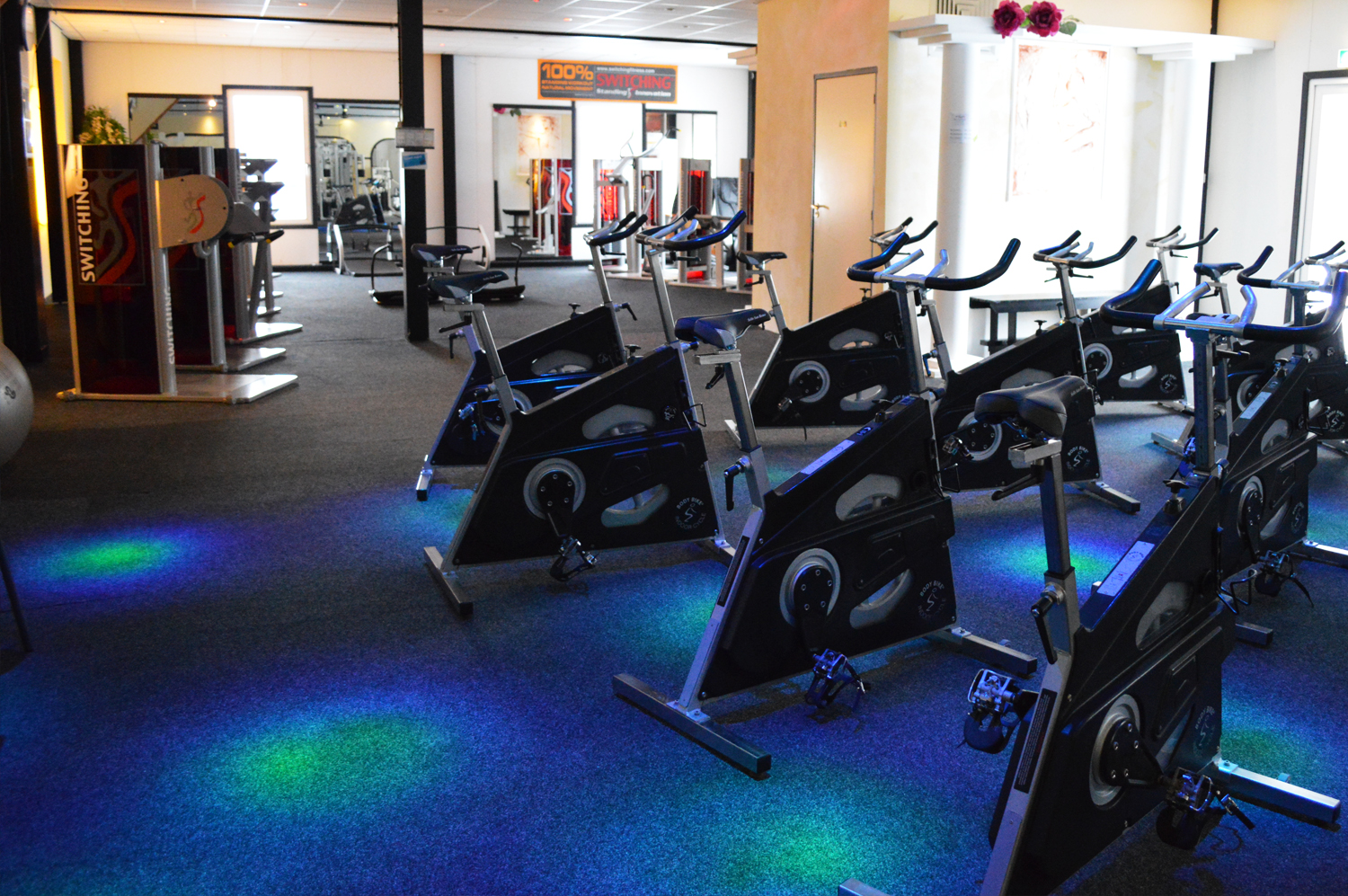 Indoor Cycling - Switching