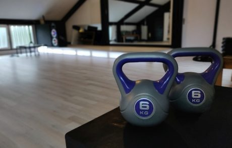 Kettlebells - by Fitness Way of Life