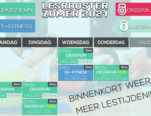 Lesrooster CrossFun