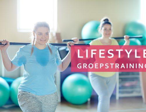 Lifestyle Groepstraining – In 12 weken tot 10kg afvallen. Inschrijving is gestart!