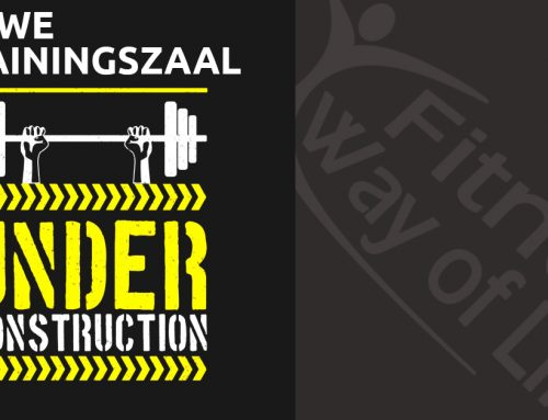 Nieuwe Trainingszalen – Under Construction