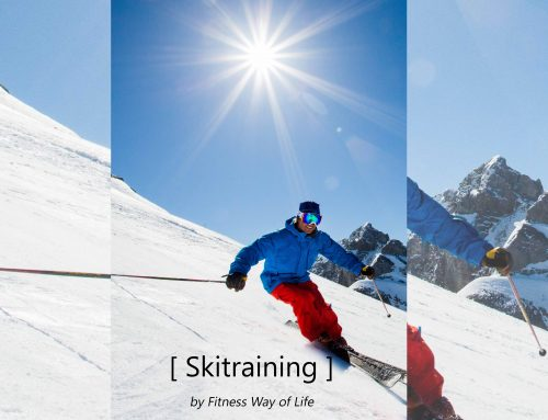 Skitraining, voorbereid op wintersport!