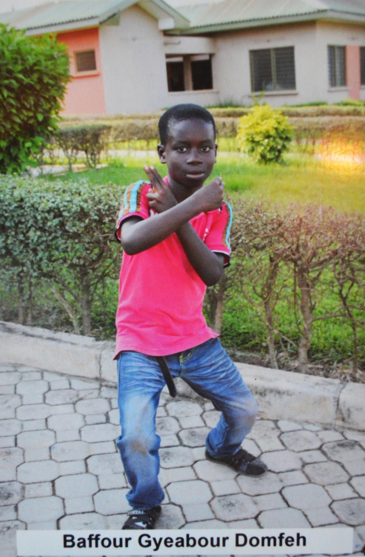 SOS Kinderdorpen Baffour