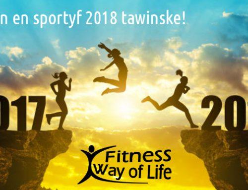In sûn en sportyf 2018 tawinske!