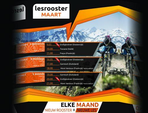 Indoor Cycling Maart; Großglockner (Oostenrijk)…