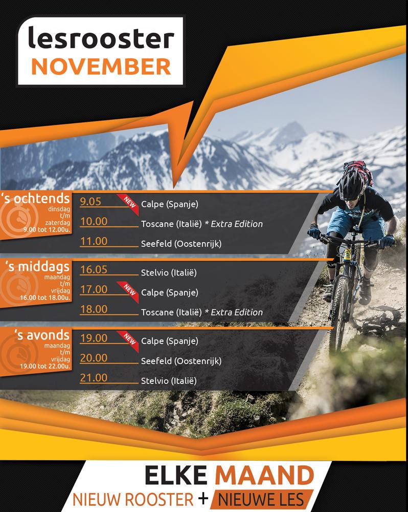 UIC-lesrooster-november-2017