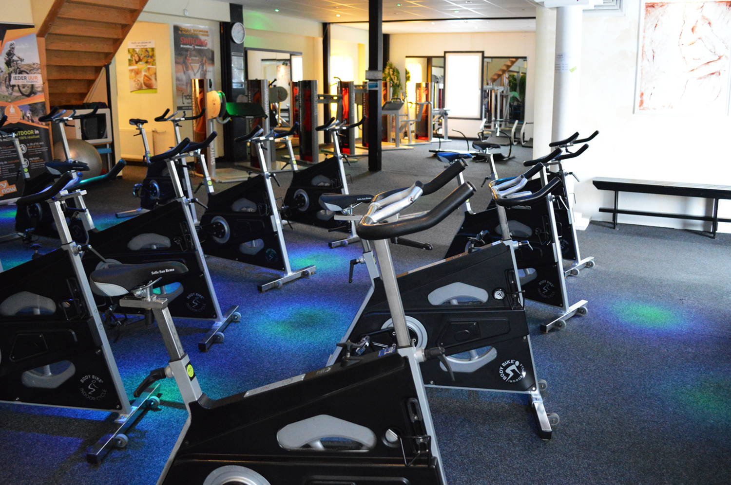 Ultimate Indoor Cycling