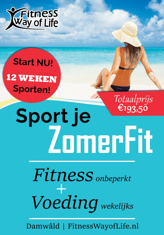 ZomerFit-Fitness+Voeding